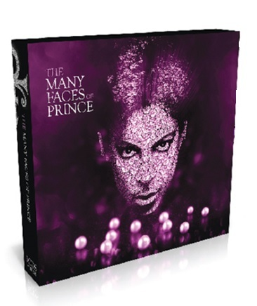 The Many Faces Of Prince by Prince