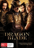 Dragon Blade on DVD