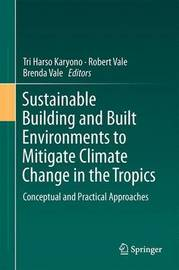 Sustainable Building and Built Environments to Mitigate Climate Change in the Tropics image