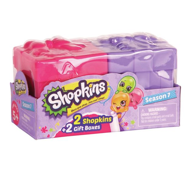 Shopkins: 2 Pack (Series 7)