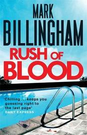 Rush of Blood by Mark Billingham image