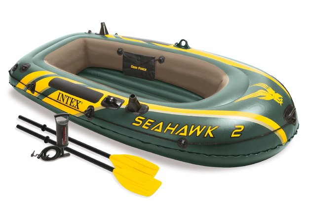 Intex: Seahawk 2 Boat Set