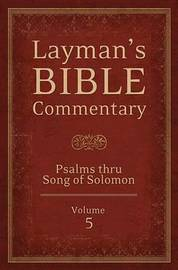 Psalms Thru Song of Songs by Stephen Leston