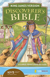 King James Version Discoverer's Bible image