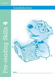 Pre-Reading Skills Book 4 by Sally Johnson image