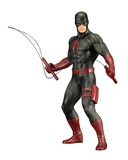 Marvel: 1/10 Daredevil (Black Suit Ver.) - PVC Artfx+ Figure