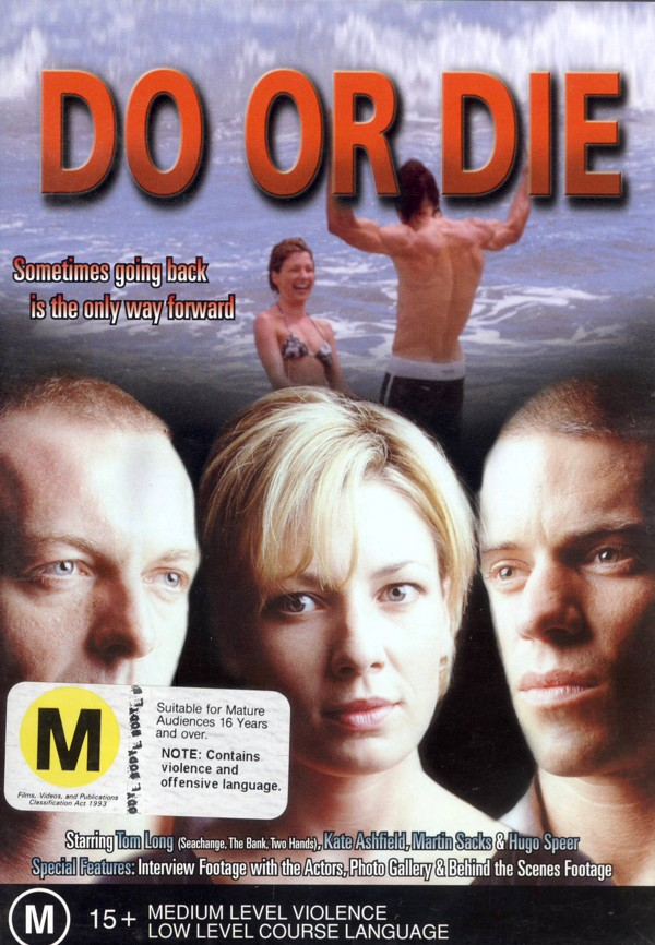 Do Or Die on DVD image