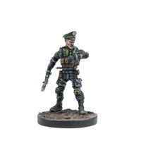 Warpath: GCPS Lieutenant/Major Loren Chard