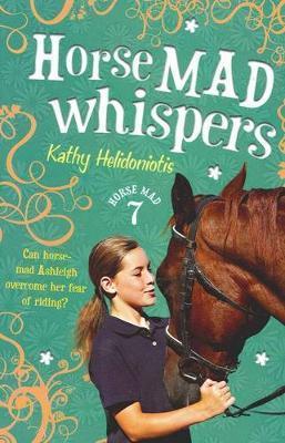 Horse Mad Whispers by Kathy Helidoniotis image