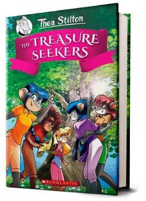 Thea Stilton SE #1: The Treasure Seekers by Thea Stilton image