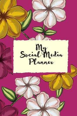 My Social Media Planner by Marinova Journals