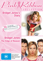 Bridget Jones's Diary / Edge Of Reason - Pink Ribbon Collection (2 Disc Set) on DVD