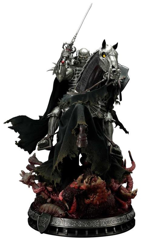 "Berserk: Skull Knight on Horseback - 47"" Premium Statue"