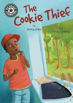 Reading Champion: The Cookie Thief by Jenny Jinks