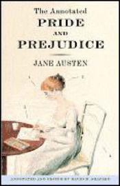 The Annotated Pride and Prejudice by David M. Shapard image