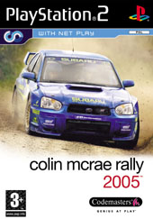 Colin McRae Rally 2005 for PlayStation 2