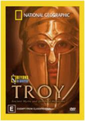 National Geographic - Beyond The Movie Troy: Ancient Myths And Unsolved Mysteries on DVD