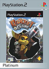 Ratchet & Clank for PlayStation 2