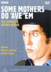 Some Mothers Do 'Ave 'Em - Series 2 on DVD