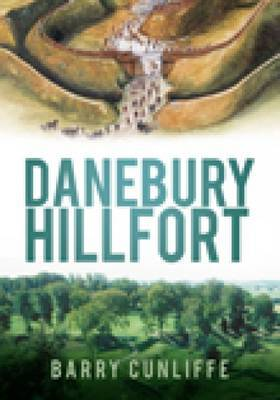 Danebury Hillfort by Barry Cunliffe image