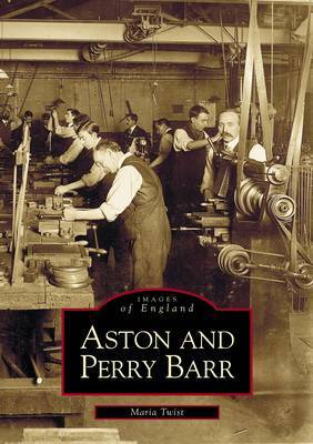 Aston and Perry Bar by Maria Twist