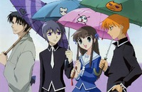 Fruits Basket Complete Collection (Fatpack) on DVD image