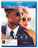 Focus on Blu-ray