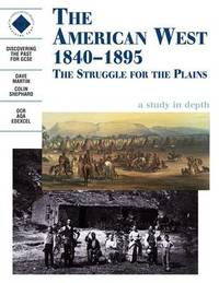 The American West 1840-1895: An SHP depth study by Dave Martin image