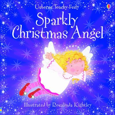 Sparkly Christmas Angel image
