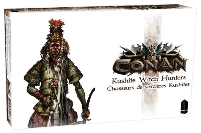 Conan: YKushite Witch Hunters image