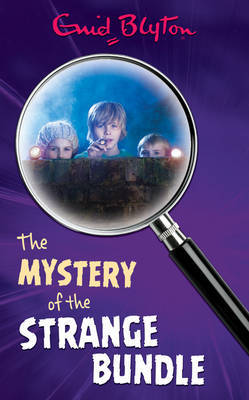 The Mystery of the Strange Bundle by Enid Blyton image