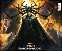 Marvel's Thor: Ragnarok - The Art Of The Movie by Marvel Comics