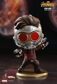 Avengers: Infinity War - Star-Lord Cosbaby Figure