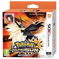Pokemon Ultra Sun Steelbook Fan Edition for Nintendo 3DS