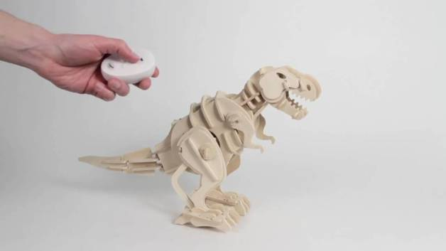 Robotime: Remote controlled T-Rex