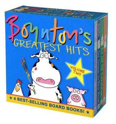 Boyntons Greatest Hits: Volume 2 by Sandra Boynton