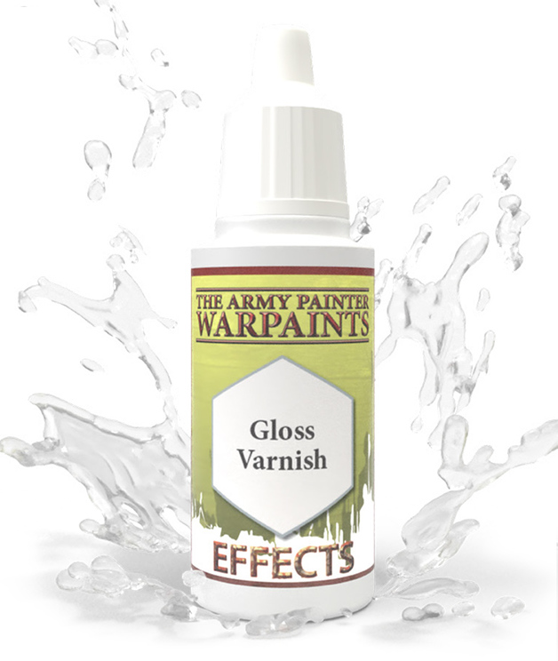 Army Painter: Warpaints - Gloss Varnish