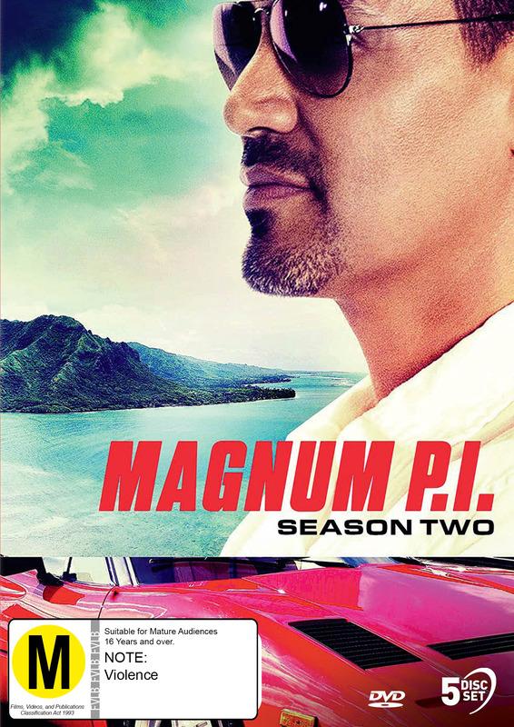 Magnum, P.I. (2018) - Season Two on DVD