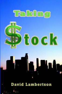 Taking Stock by David Lambertson image