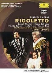 Domingo/Cotrubas/MacNeil/ - Verdi: Rigoletto on DVD
