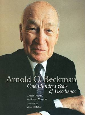 Arnold O. Beckman by Arnold Thackray image