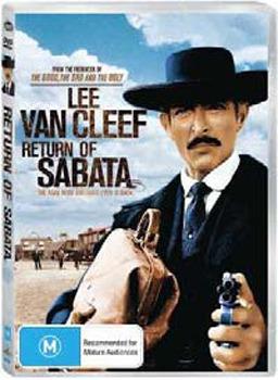Return of Sabata DVD