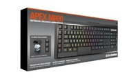 SteelSeries Apex M800 Mechanical Keyboard (US) for PC Games image