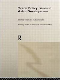Trade Policy Issues in Asian Development by Prema-Chandra Athukorala image
