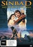 Sinbad & The Eye Of The Tiger on DVD