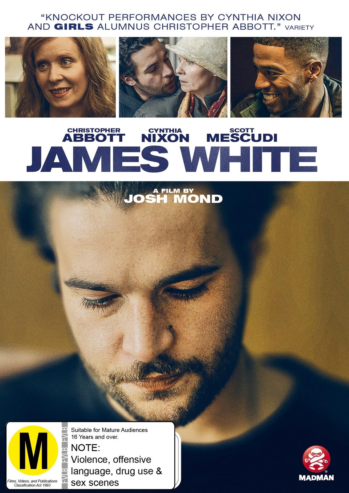 James White on DVD image
