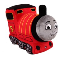 Thomas & Friends - Talking Large James Plush
