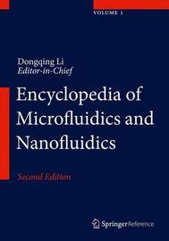 Encyclopedia of Microfluidics and Nanofluidics