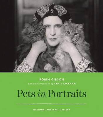 Pets in Portraits by Robin Gibson