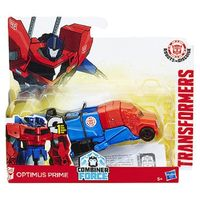 Transformers Robots In Disguise - One Step Changer - Optimus Prime image